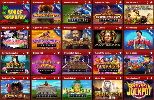 best casino games on coral
