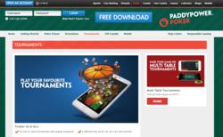 Paddy Power Poker Screenshot