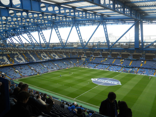 Chelsea Pre Match at Stamford Bridge