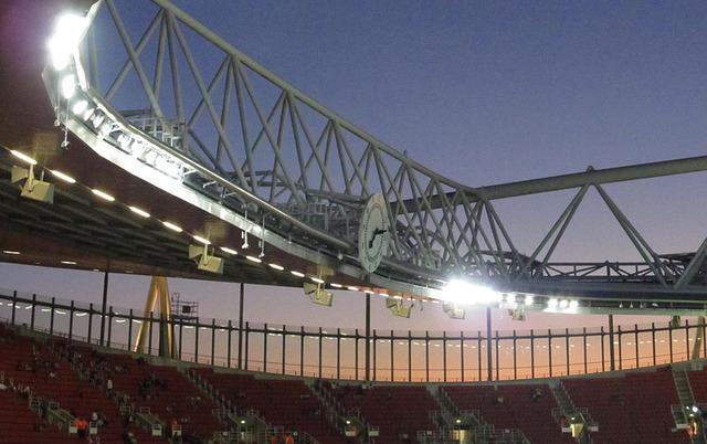 Arsenal Emirates Stadium Clock