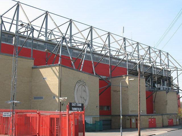 Charlton Athletic The Valley Stadium