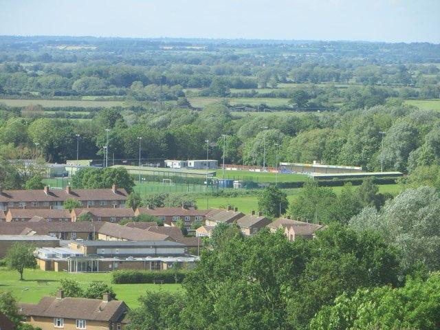 Oxford City's Court Place Farm Ground