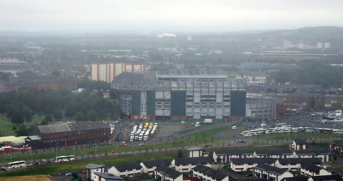 Celtic Park Football Stadium