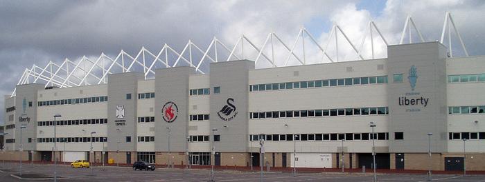 Swansea City Liberty Stadium
