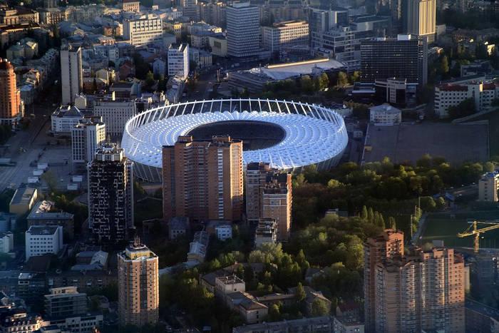Dynamo Kiev NSC Olimpiyskiy Stadium
