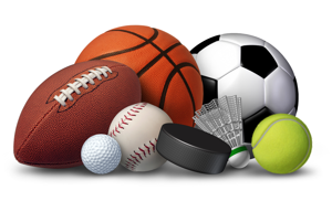 Mixed Sports Equipment