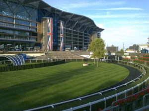 Ascot Racecourse Parade Ring