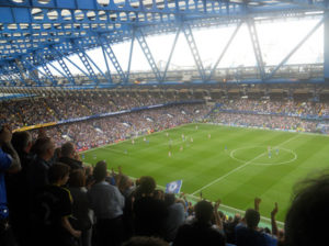 Chelsea Match at Stamford Bridge