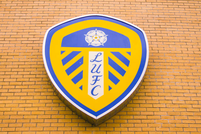 Leeds Logo at Elland Road
