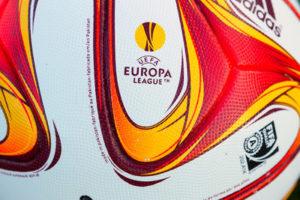 Europa League Match Ball