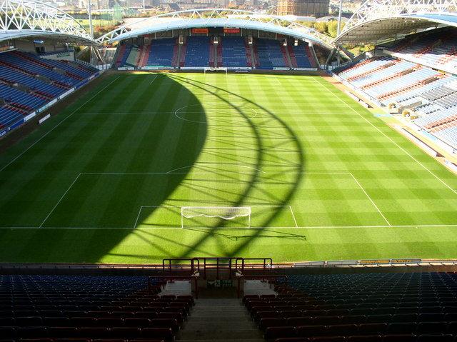 Huddersfield Town's Galpharm Stadium