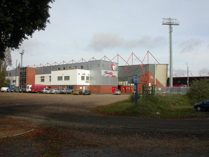 Bournemouth Dean Court Stadium