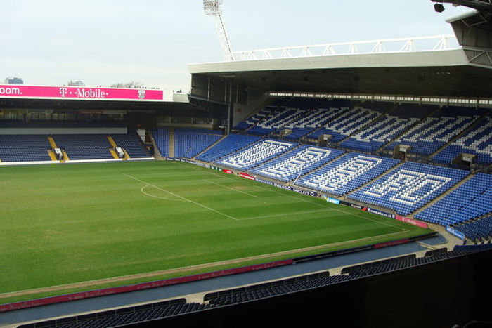 West Bromwich Albion The Hawthorns