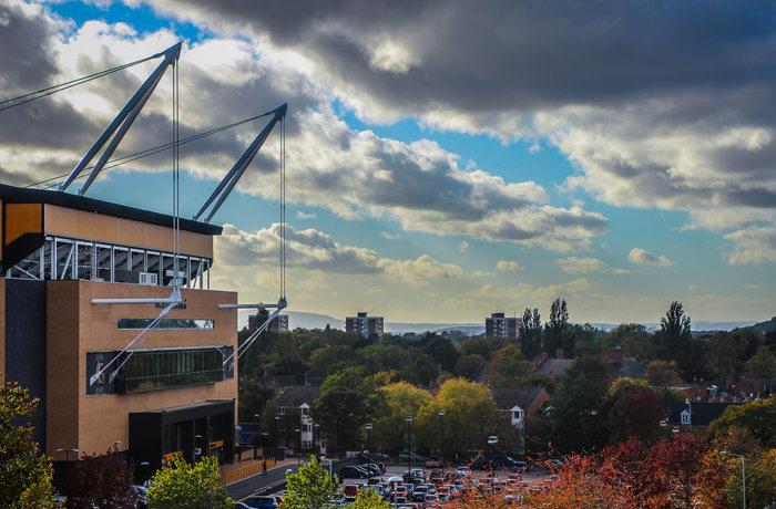 Wolves Molineux Stadium