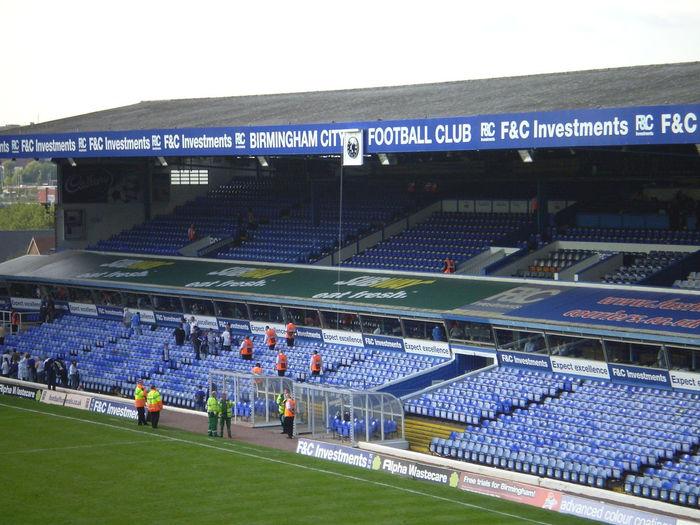 Birmingham City St Andrews