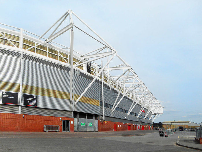 Southampton St Marys Stadium