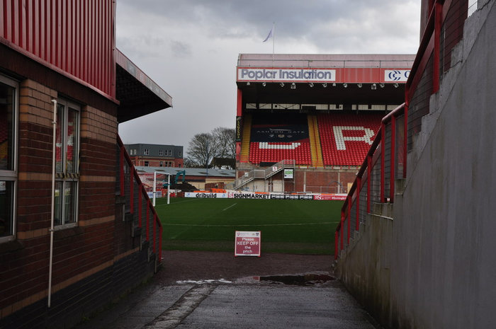 Bristol City Ashton Gate