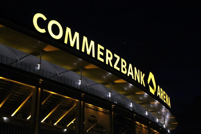 Eintracht Frankfurt Commerzbank Arena