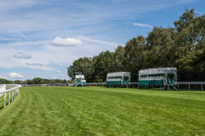 Epsom Racecourse Starting Gates