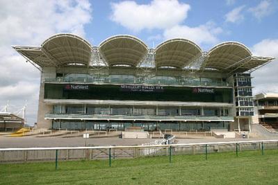 Newmarket Racecourse Millennium Grandstand