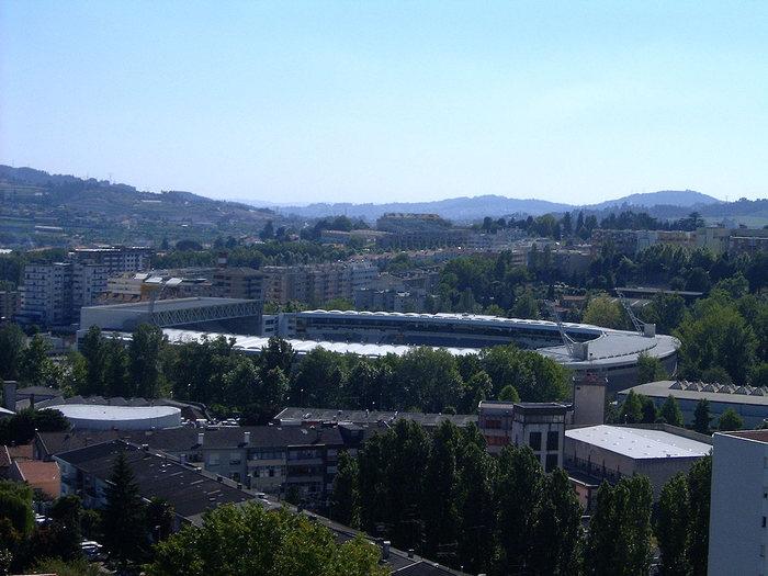 Vitória de Guimarães Estádio D. Afonso Henriques