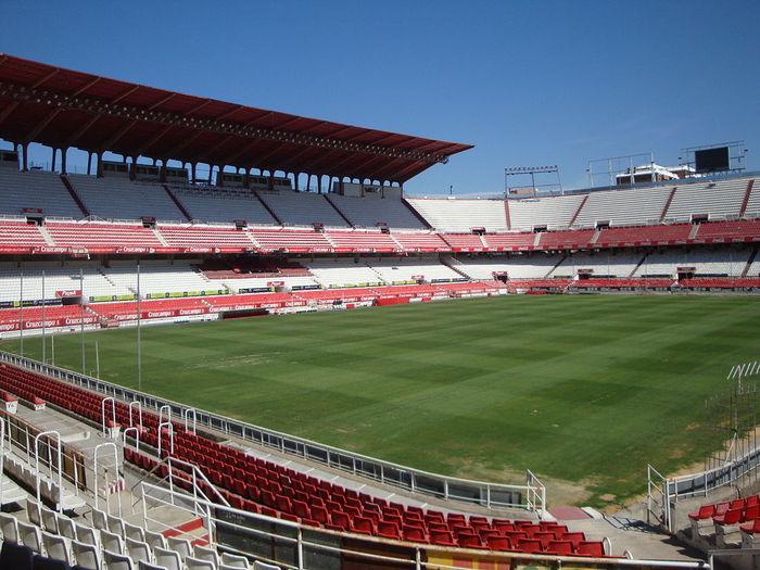 Sevilla Estadio Ramón Sánchez Pizjuán