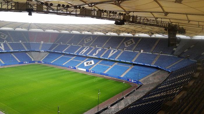 Hamburg Volksparkstadion