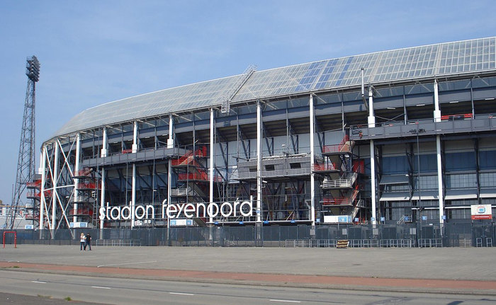 Feyenoord De Kuip Stadium