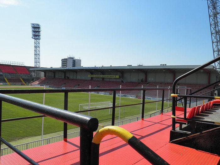 FC Spartak Trnava's Štadión Antona Malatinského in Slovakia