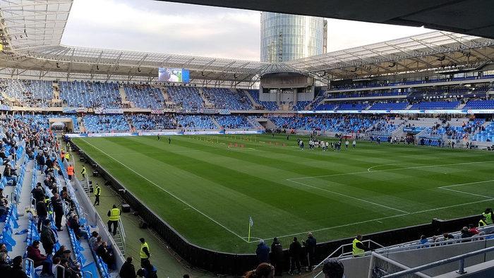 Slovan Bratislava Tehelne pole