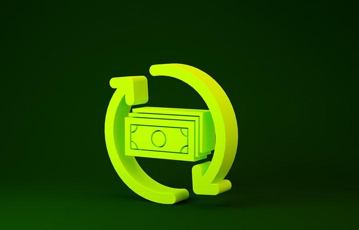 Money Refund Icon
