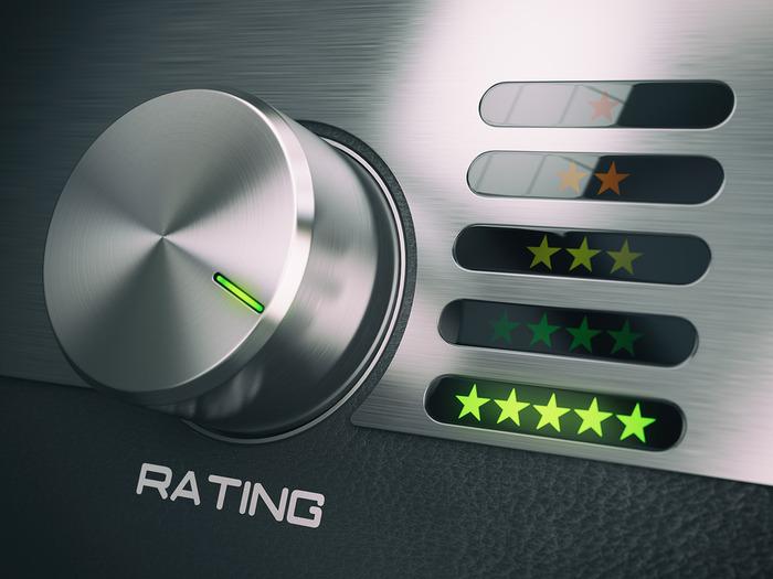 Rating Control Dial