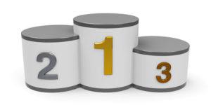 Cylinder Podiums