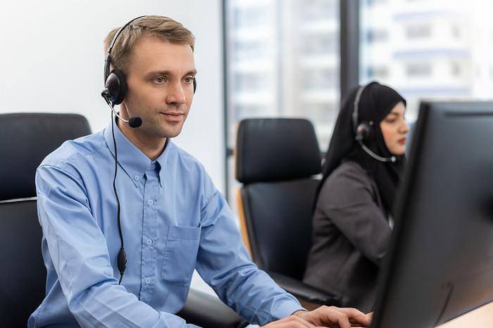 Customer Service Assistants