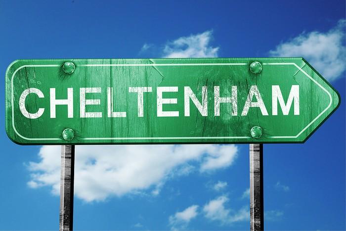 Cheltenham Green Sign