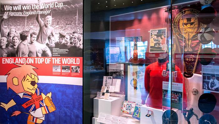 England 1966 World Cup Memorabilia