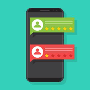 Smartphone Reviews Icon