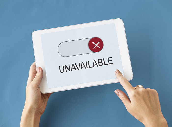 Unavailable on Tablet