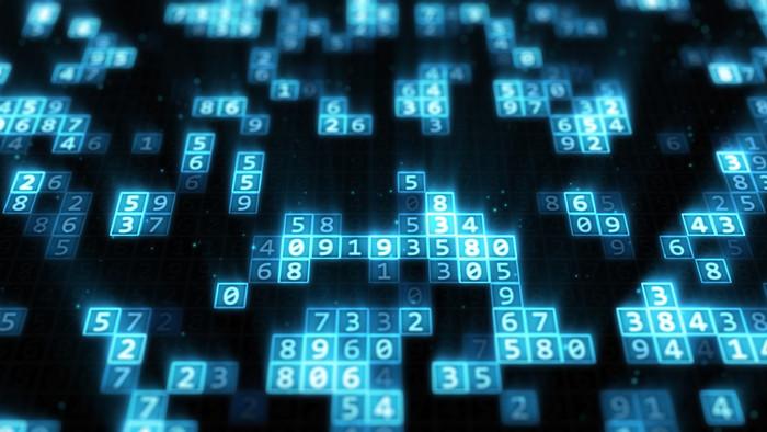 Digital Random Number Grid