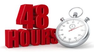 48 hours stopwatch