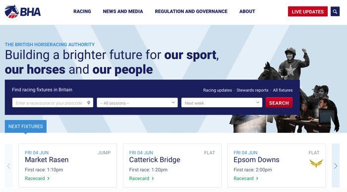The British Horse Racing Authority