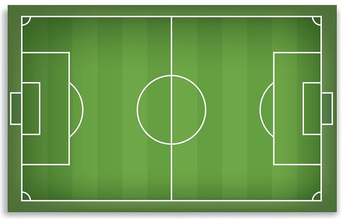 Football Pitch Diagram