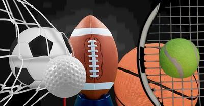 Sports Balls Composite